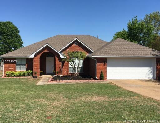 4009 Gascony Way, Other City Value - Out Of Area, AR 72903 (MLS #A10573075) :: The Riley Smith Group