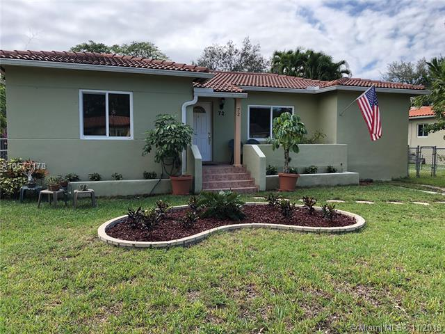 72 Whitethorn Dr, Miami Springs, FL 33166 (MLS #A10573178) :: The Riley Smith Group