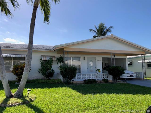 8210 NW 57th Pl, Tamarac, FL 33321 (MLS #A10573199) :: Miami Villa Team