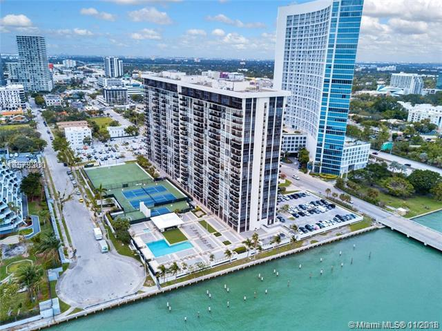 600 NE 36th St #1111, Miami, FL 33137 (MLS #A10573300) :: The Adrian Foley Group