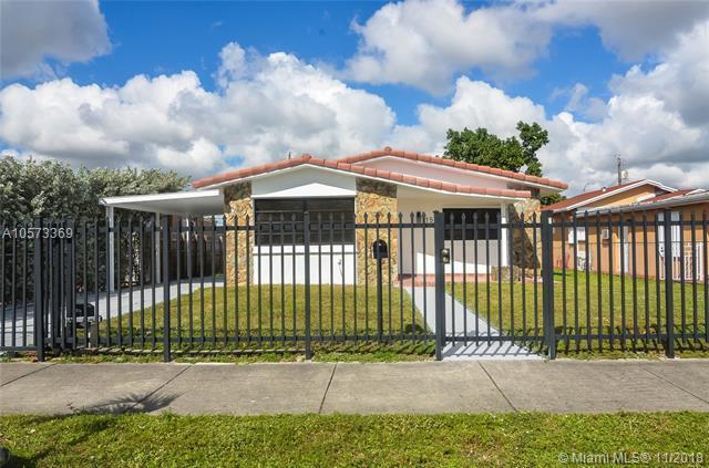 157 E 14th St, Hialeah, FL 33010 (MLS #A10573369) :: Green Realty Properties
