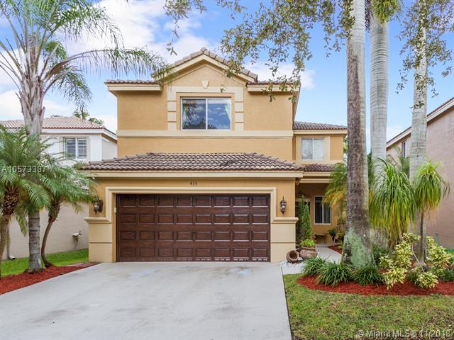 435 Fishtail Ter, Weston, FL 33327 (MLS #A10573387) :: The Riley Smith Group