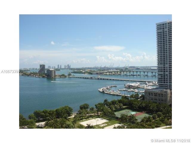 1800 N Bayshore Dr #1714, Miami, FL 33132 (MLS #A10573399) :: The Adrian Foley Group