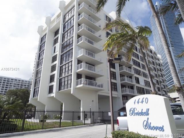 1440 Brickell Bay Dr #905, Miami, FL 33131 (MLS #A10573431) :: The Adrian Foley Group