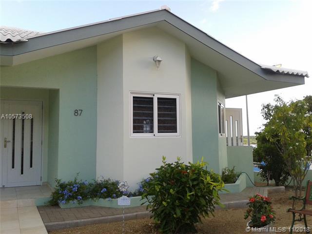 87 SE Ser Bottelier, Other City - Keys/Islands/Caribbean, FL 33312 (MLS #A10573508) :: Green Realty Properties