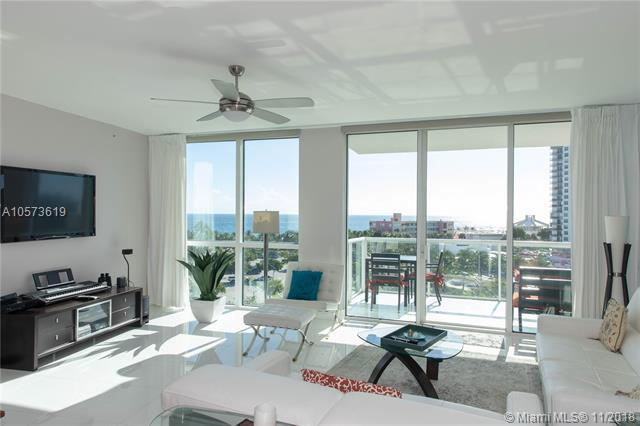 1 N Ocean Blvd #505, Pompano Beach, FL 33062 (MLS #A10573619) :: Miami Villa Team