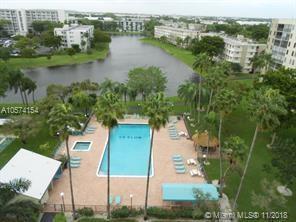2205 S Cypress Bend Dr #802, Pompano Beach, FL 33069 (MLS #A10574154) :: Miami Villa Team