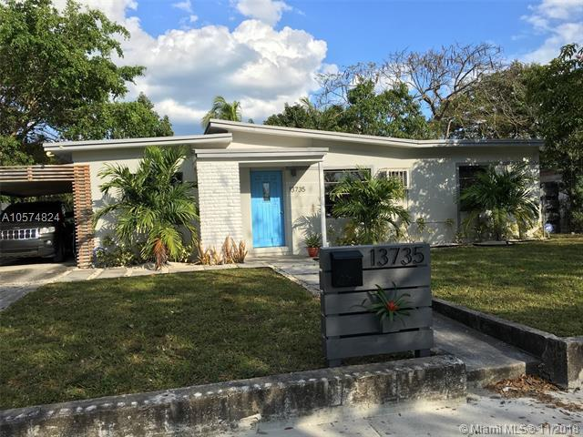 13735 NW 4th Ct, North Miami, FL 33168 (MLS #A10574824) :: The Jack Coden Group