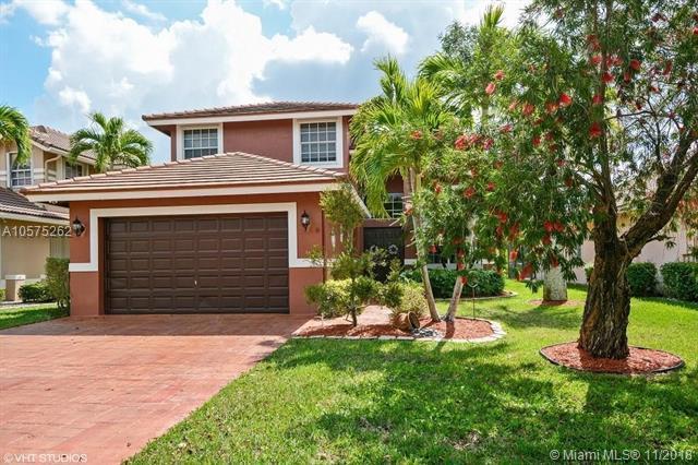 11838 Highland Pl, Coral Springs, FL 33071 (MLS #A10575262) :: Miami Villa Team