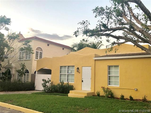 529 39th St, West Palm Beach, FL 33407 (MLS #A10575372) :: Green Realty Properties