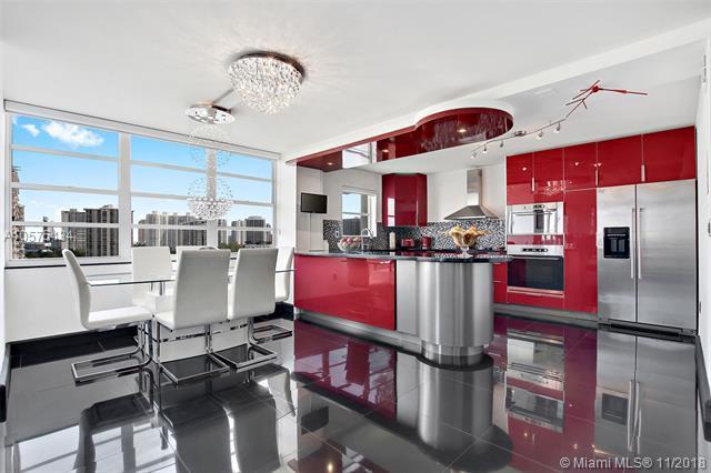 2780 NE 183rd St #1217, Aventura, FL 33160 (MLS #A10575434) :: Green Realty Properties