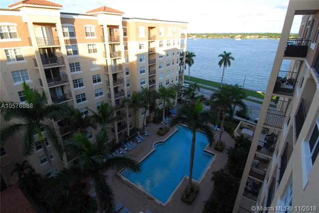 1801 N Flagler Dr #907, West Palm Beach, FL 33407 (MLS #A10576888) :: Green Realty Properties