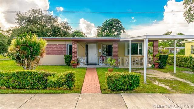 15950 NW 21st Ave, Miami Gardens, FL 33054 (MLS #A10576905) :: Keller Williams Elite Properties
