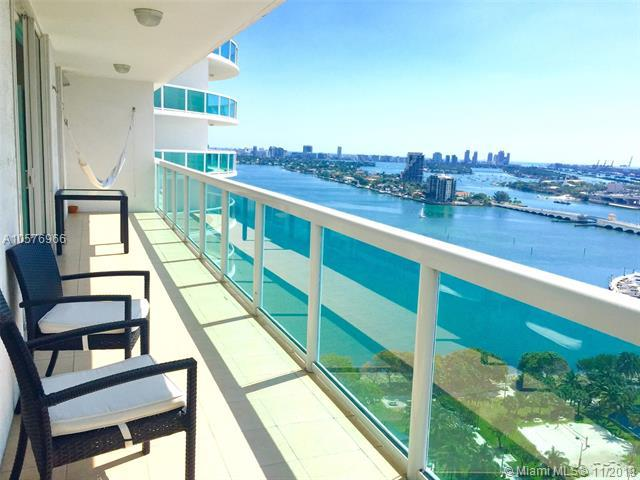 1800 N Bayshore Dr #2512, Miami, FL 33132 (MLS #A10576966) :: The Howland Group