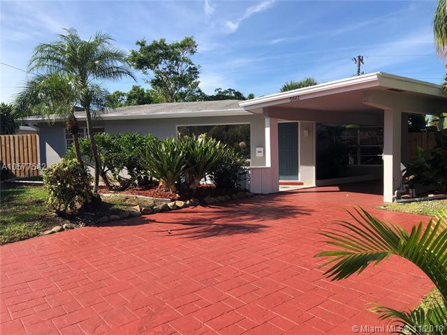 5661 NE 22nd Ave, Fort Lauderdale, FL 33308 (MLS #A10577562) :: Green Realty Properties