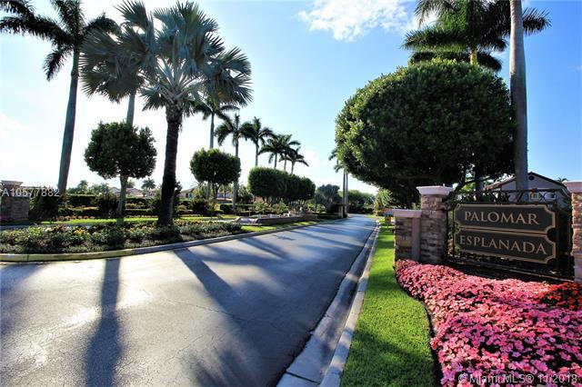 7195 Via Palomar, Boca Raton, FL 33433 (MLS #A10577882) :: The Riley Smith Group