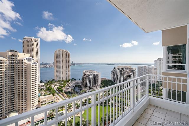 801 Brickell Key Blvd #2712, Miami, FL 33131 (#A10577981