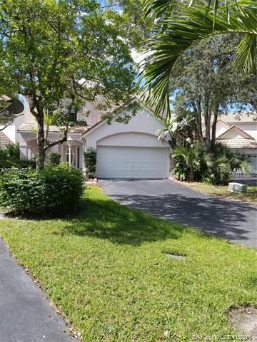 3716 Wilderness Way, Coral Springs, FL 33065 (MLS #A10578487) :: The Riley Smith Group