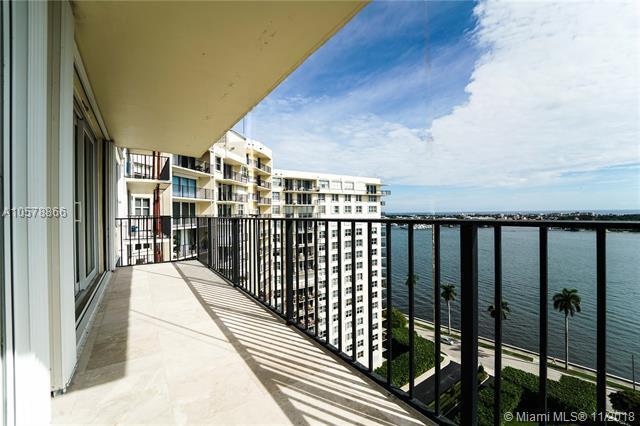 1701 S Flagler Dr #1708, West Palm Beach, FL 33401 (MLS #A10578866) :: The Paiz Group