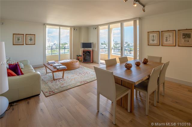 90 Alton Rd #1011, Miami Beach, FL 33139 (MLS #A10578948) :: Green Realty Properties