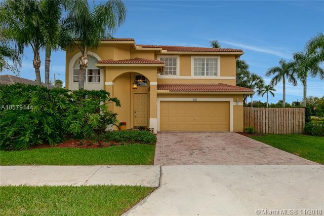 4032 Sapphire Cv, Weston, FL 33331 (MLS #A10579144) :: The Teri Arbogast Team at Keller Williams Partners SW