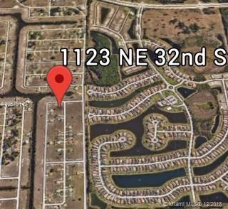 1123 NE 32 St, Other City - In The State Of Florida, FL 33909 (MLS #A10579149) :: The Paiz Group