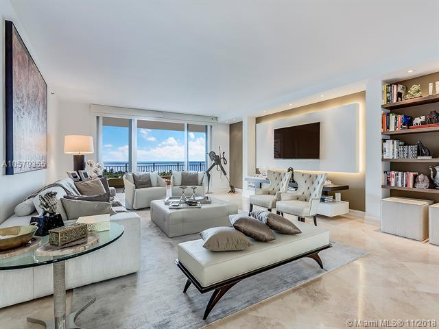 799 Crandon Blvd #806, Key Biscayne, FL 33149 (MLS #A10579355) :: Green Realty Properties