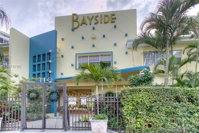 910 Bay Dr #23, Miami Beach, FL 33141 (MLS #A10579780) :: The Riley Smith Group
