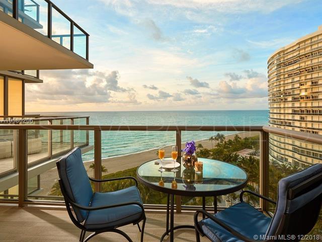 9703 Collins Ave #1002, Bal Harbour, FL 33154 (MLS #A10580206) :: Miami Villa Team