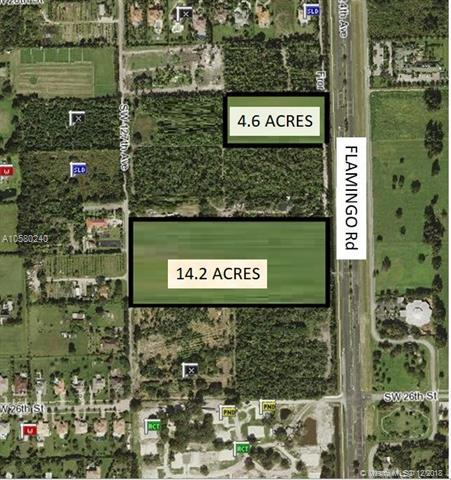2400 SW Flamingo Rd, Davie, FL 33325 (MLS #A10580240) :: Grove Properties