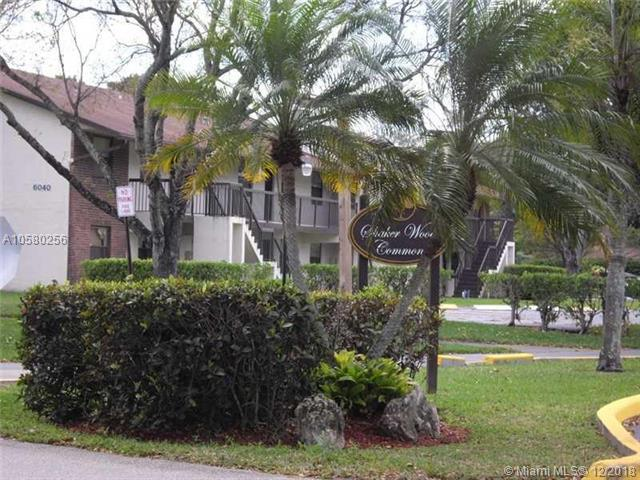 6040 Shakerwood Cir #205, Tamarac, FL 33319 (MLS #A10580256) :: Green Realty Properties