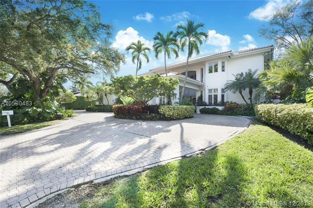 640 Destacada Ave, Coral Gables, FL 33156 (MLS #A10580483) :: Miami Villa Team