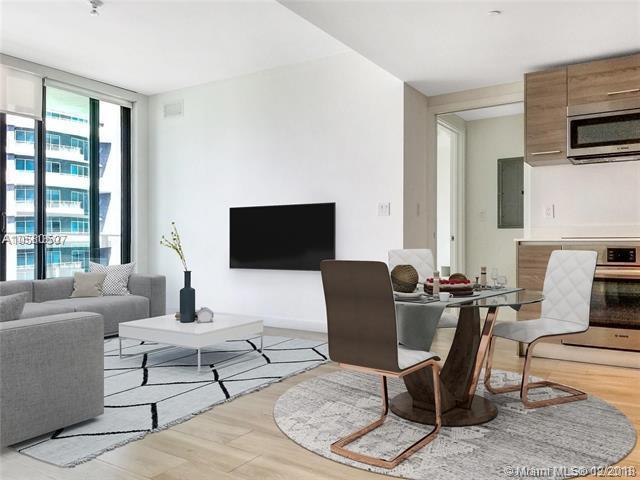 1300 S Miami Ave. #3907, Miami, FL 33130 (MLS #A10580507) :: Green Realty Properties