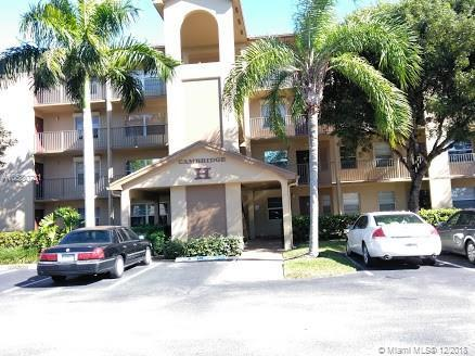 1401 SW 128th Ter 305H, Pembroke Pines, FL 33027 (MLS #A10580701) :: Laurie Finkelstein Reader Team
