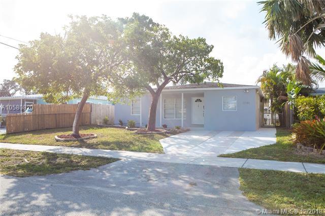 5141 NE 4th Ave, Oakland Park, FL 33334 (MLS #A10580820) :: Miami Villa Team