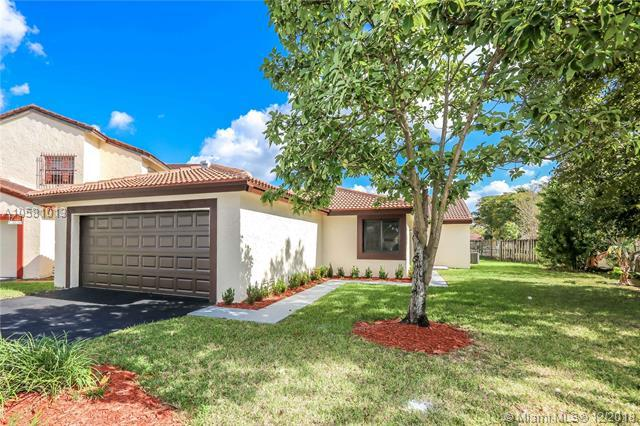 1197 SW 133 PLACE CIRCLE, Miami, FL 33184 (MLS #A10581013) :: Laurie Finkelstein Reader Team