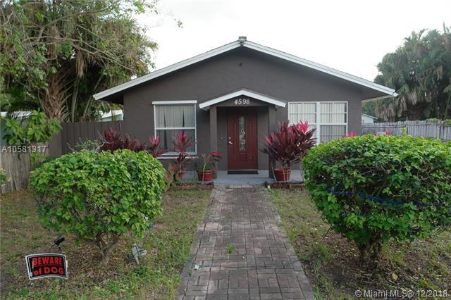 4598 Iris Street, West Palm Beach, FL 33417 (MLS #A10581317) :: The Teri Arbogast Team at Keller Williams Partners SW