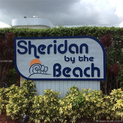 1450 Sheridan St 15E, Hollywood, FL 33020 (MLS #A10581395) :: Green Realty Properties