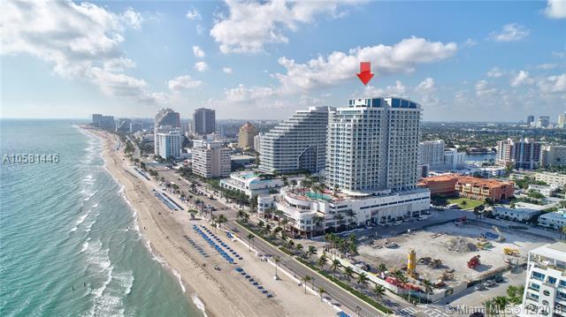 505 N Fort Lauderdale Beach Blvd #1709, Fort Lauderdale, FL 33304 (MLS #A10581446) :: Laurie Finkelstein Reader Team