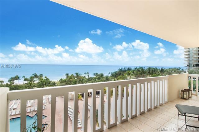 9801 Collins Avenue 8Z, Bal Harbour, FL 33154 (MLS #A10581975) :: Keller Williams Elite Properties