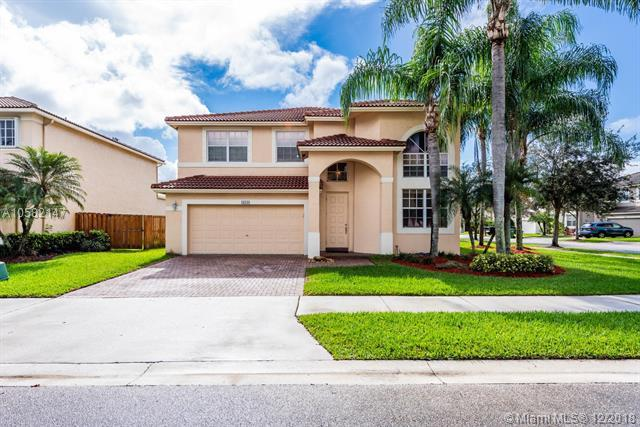 16730 Sapphire Ct, Weston, FL 33331 (MLS #A10582147) :: The Teri Arbogast Team at Keller Williams Partners SW