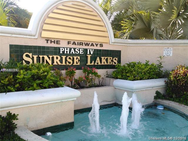 10456 NW 24th Pl #408, Sunrise, FL 33322 (MLS #A10582212) :: Miami Villa Team