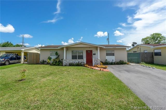 6536 Grant Ct, Hollywood, FL 33024 (MLS #A10582267) :: Green Realty Properties