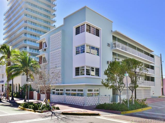 158 Ocean Dr #205, Miami Beach, FL 33139 (MLS #A10582385) :: The Jack Coden Group