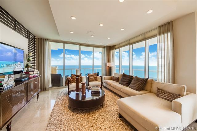 17875 Collins Ave #4306, Sunny Isles Beach, FL 33160 (MLS #A10582572) :: United Realty Group