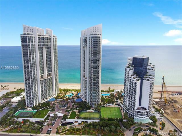 18101 Collins Av #4906, Sunny Isles Beach, FL 33160 (MLS #A10582850) :: United Realty Group