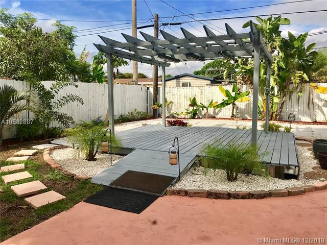 7061 Park St, Hollywood, FL 33024 (MLS #A10582887) :: Green Realty Properties