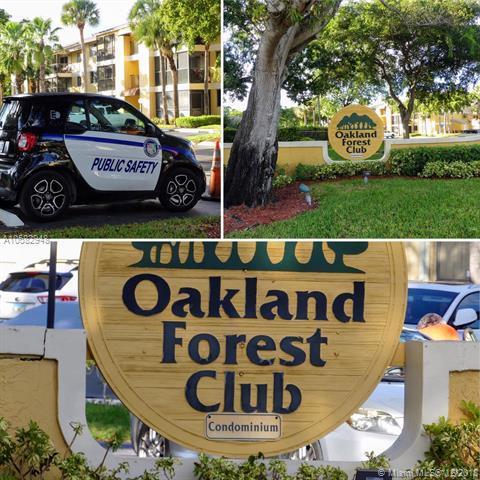3047 N Oakland Forest Dr #104, Oakland Park, FL 33309 (MLS #A10582948) :: Castelli Real Estate Services