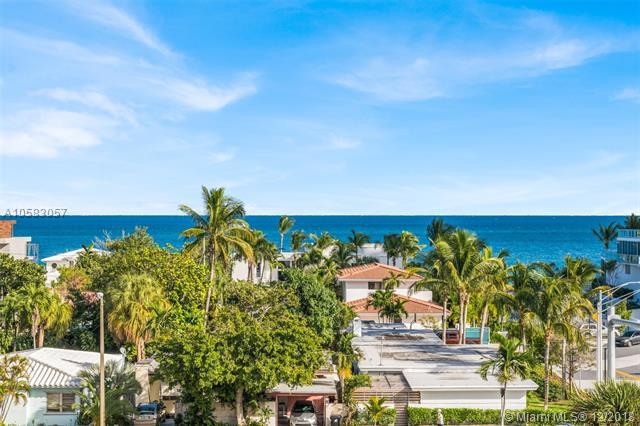 2300 NE 33rd Ave #604, Fort Lauderdale, FL 33305 (MLS #A10583057) :: Laurie Finkelstein Reader Team