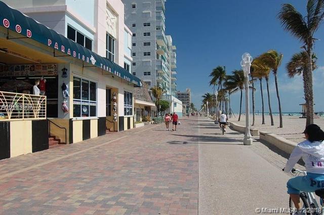 2100 Van Buren St #306, Hollywood, FL 33020 (MLS #A10583306) :: Miami Villa Team